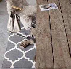 Teppiche im skandinavischen Design