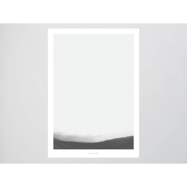 """typealive Poster """"Landscape No. 3"""" von typealive"""