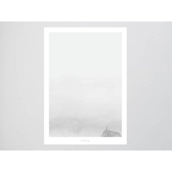 """typealive Poster """"Landscape No. 19"""" von typealive"""