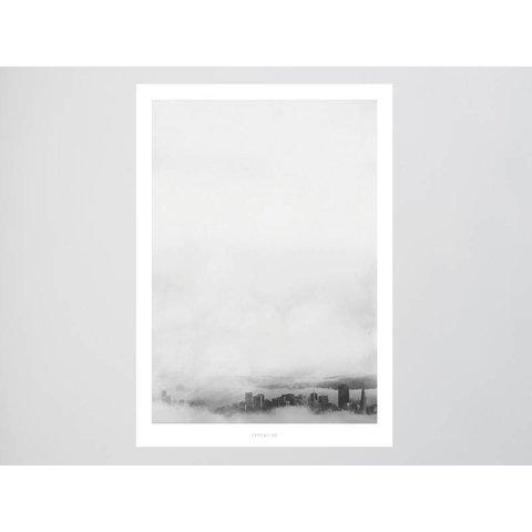 """Poster """"Landscape No. 22"""" von typealive"""
