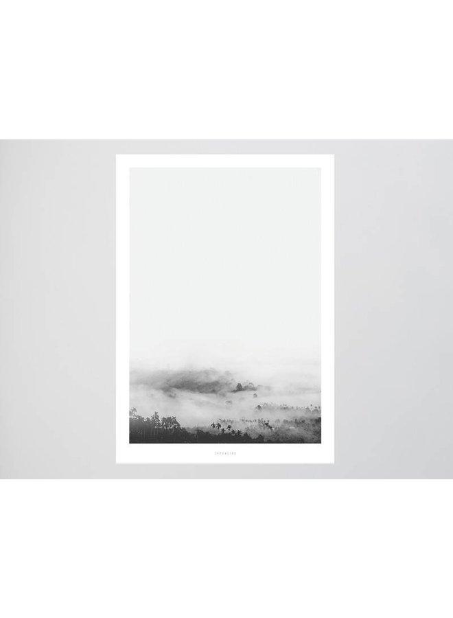 """Poster """"Landscape No. 23"""" von typealive"""