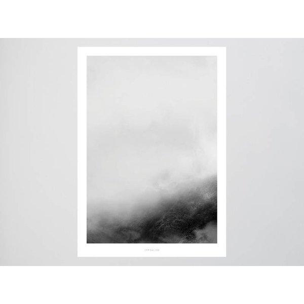 """typealive Poster """"Landscape No. 26"""" von typealive"""
