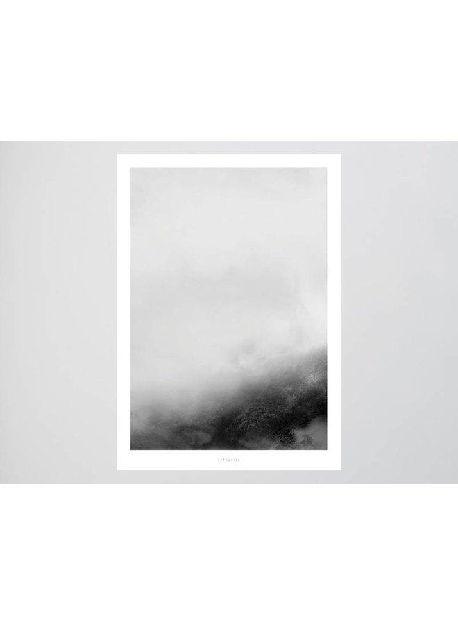 """Poster """"Landscape No. 26"""" von typealive"""