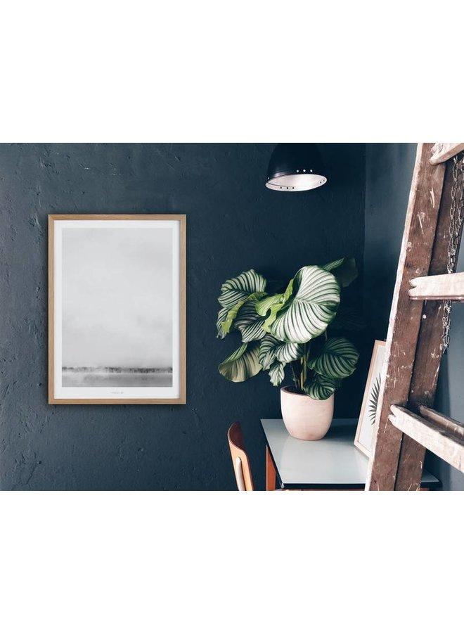 """Poster """"Landscape No. 28"""" von typealive"""