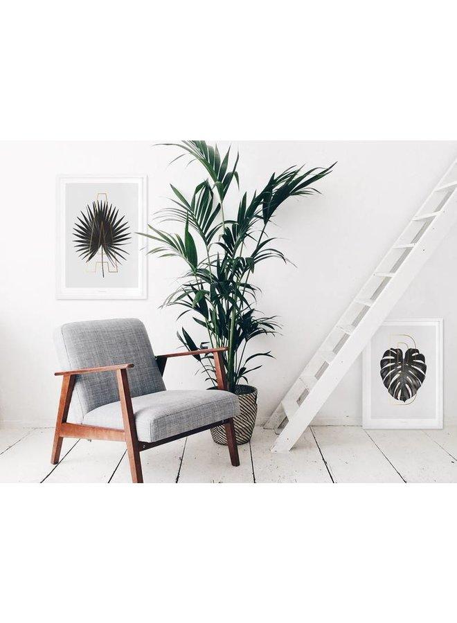 "Poster ""ABC Plants - A"" von typealive"