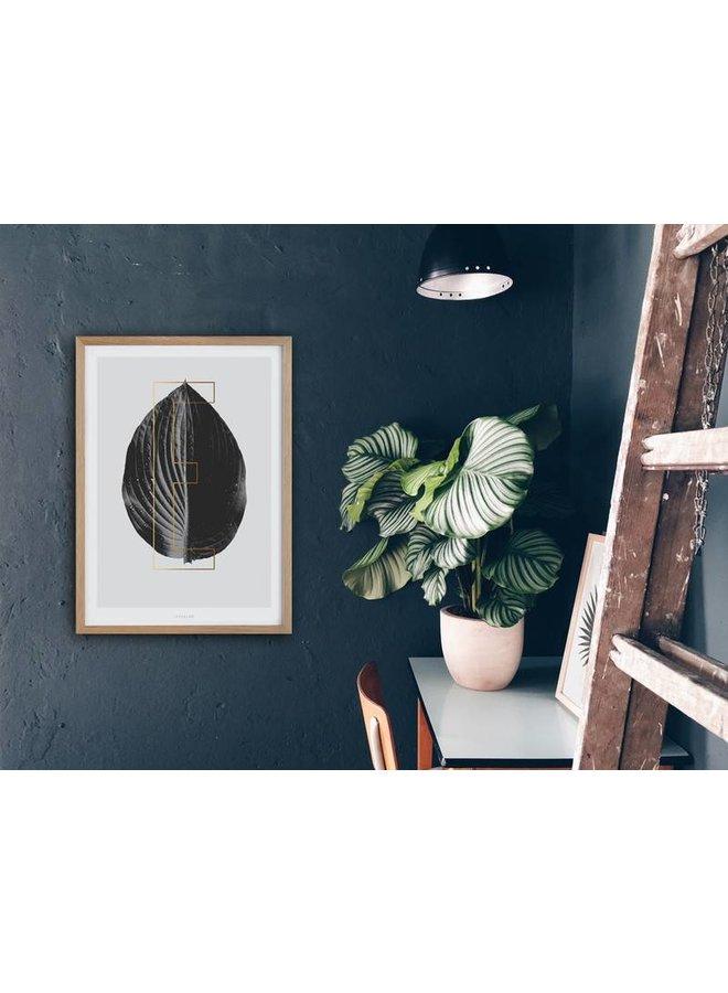 "Poster ""ABC Plants - E"" von typealive"