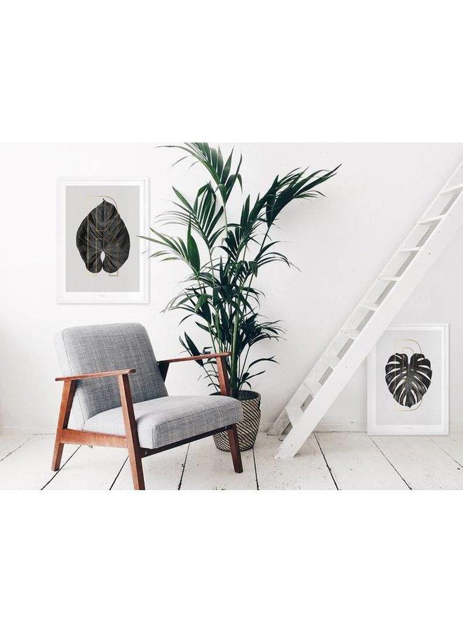 """Poster """"ABC Plants - R"""" von typealive"""