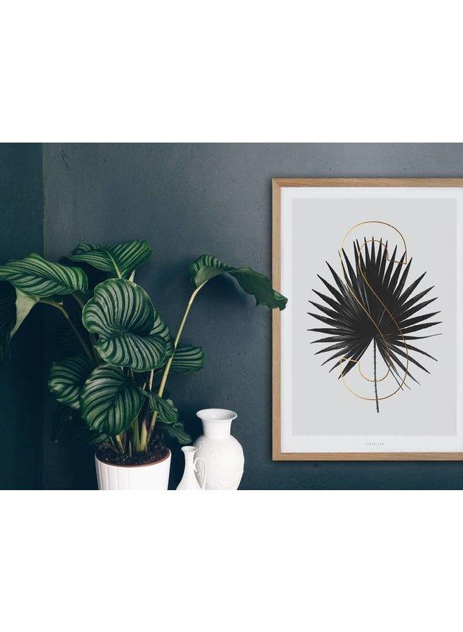 "Poster ""ABC Plants - S"" von typealive"