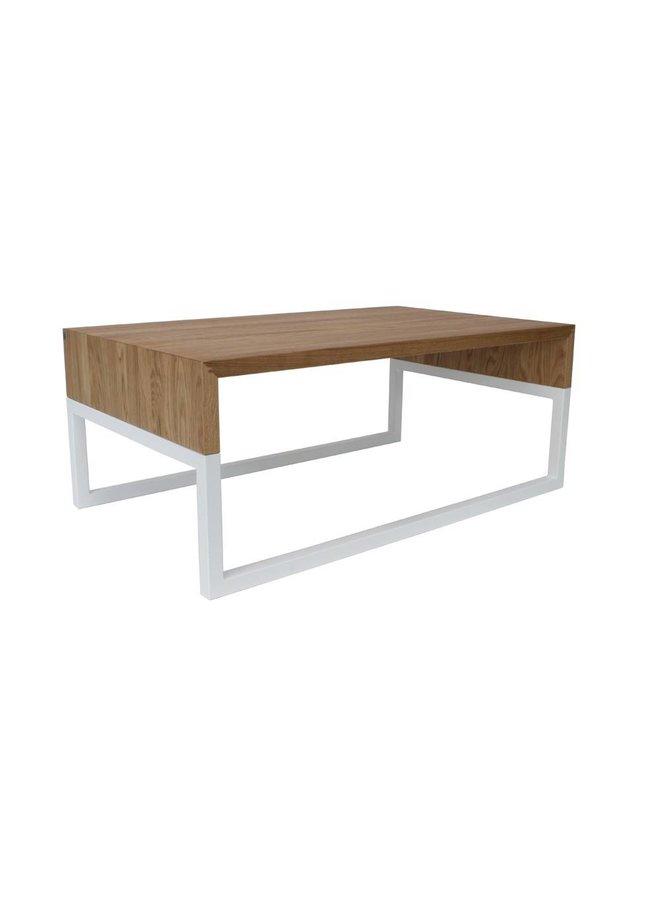 """Design-Couchtisch """"Woodbox"""" von take me HOME"""
