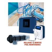 Cristal Clean comfort Pro met zwembadonderhoud