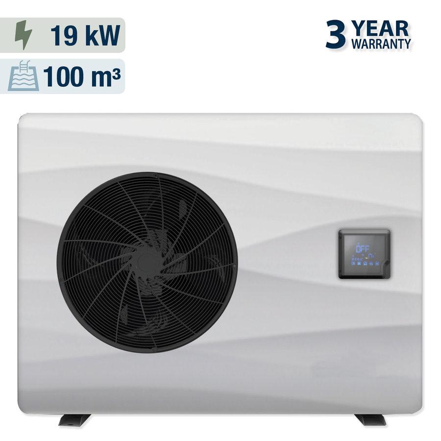 Bomba de calor CB-HEAT-19kW • Heat pump for life!-1