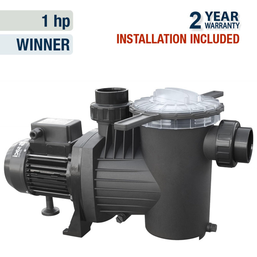 Filtrationpump Winner1 - 18300 liter/h capacity-1