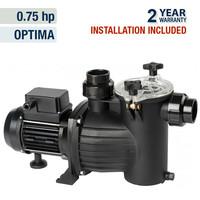 thumb-Filtratiepomp Optima075 - 12500 liter/u capaciteit-1
