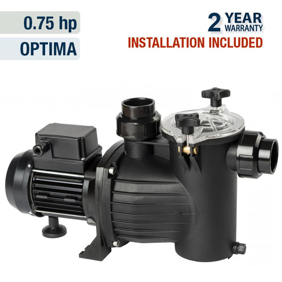 Bomba de filtración Optima075 - 12500 liter/h capacidad-1