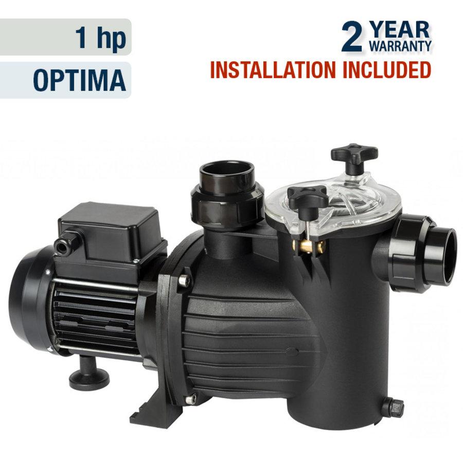 Filtratiepomp Optima1 - 15300 liter/u capaciteit-1