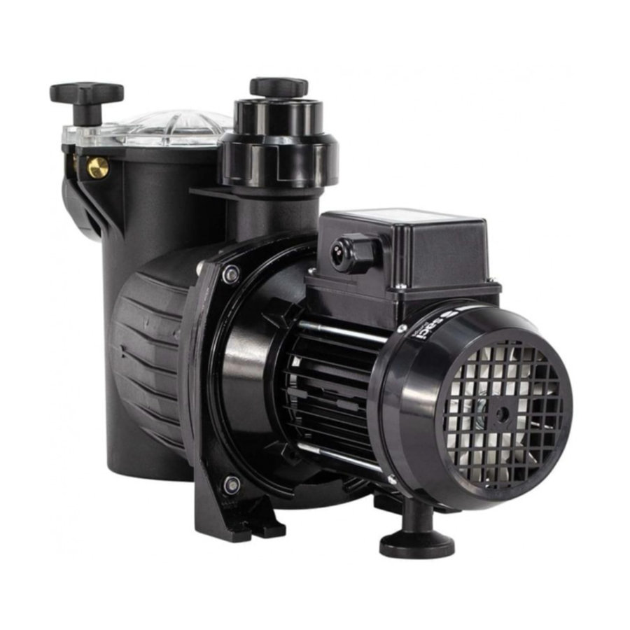 Filtrationpump Optima1 - 15300 liter/h capacity-3