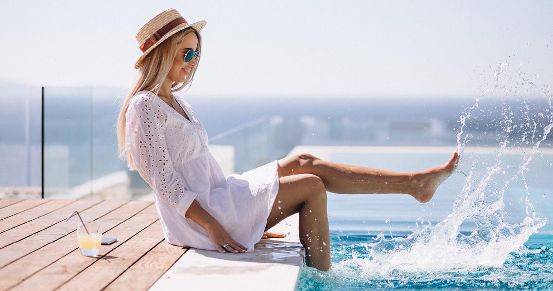 Waarom zou u kiezen voor een zwembad bij uw tweede verblijf aan de Costa?