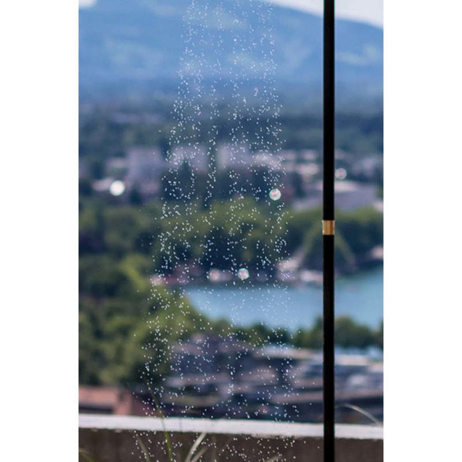 Cristal Blue Design shower  - By Tarantik & Egger-2