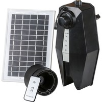 thumb-Solar panel controlled swimming pool roll-up system-3