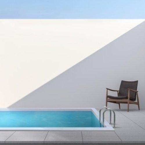 Een zwembad laten bouwen