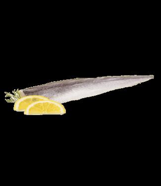 Heek filet met huid  (Ca. 200 gram)