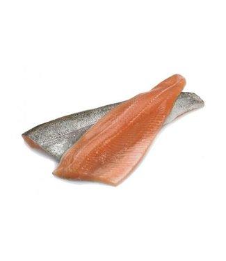 Zalmforel filet met huid 500 gram