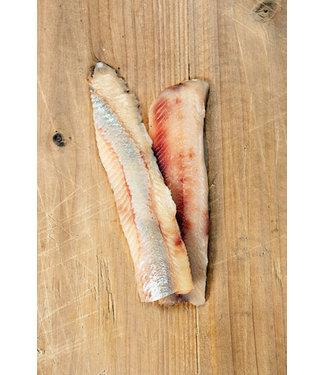 Gerookte spekbokking filet (100 gram)