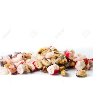 Zeevruchten mix (800 gram) - diepvries