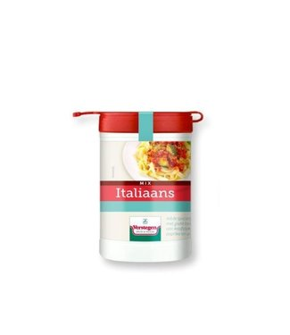 Kruidenmix Italiaans (potje 50 gram)
