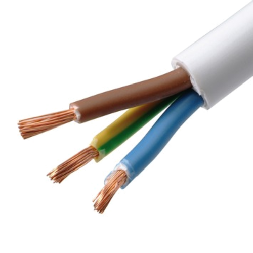 VMVL cable 3x2, 5mm2 100mtr/rol CE-mark