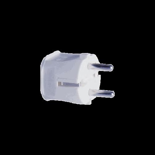 Plug European white.