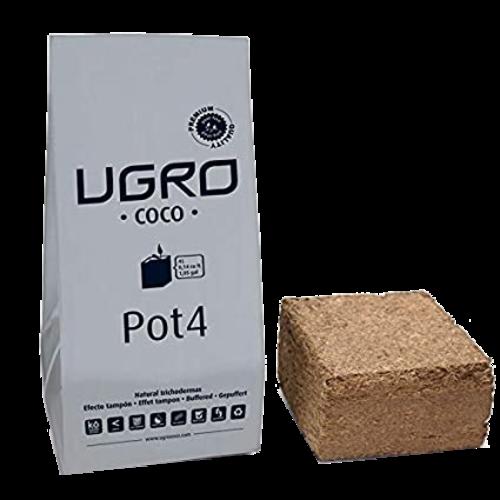 U-GRO Pot 4ltr RHIZA