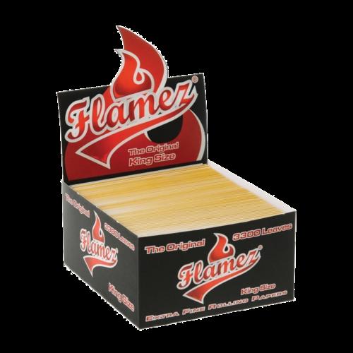 Flamez Flamez King Size Regular Papers 3300 Pcs.
