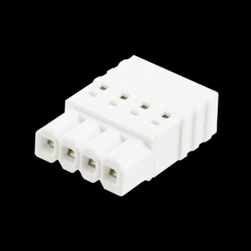 Extra 4-pins connector 4pcs
