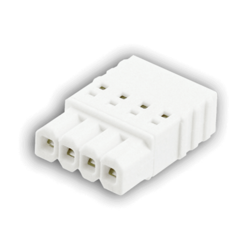 Grolab Extra 4-pins connector 4stks