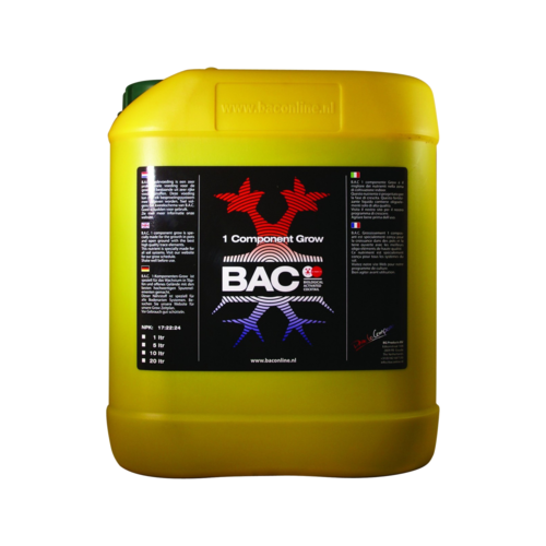 BAC BAC Aarde 1-component Groei ~ Basisvoeding