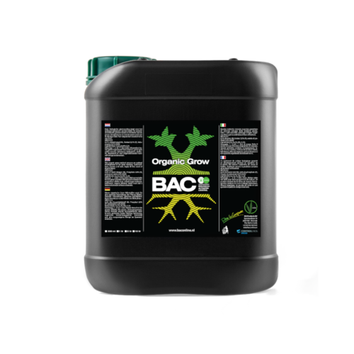 BAC BAC Organic Grow Nutrient ~ Organic Basic Nutrient