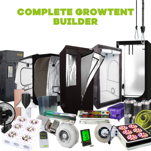 Complete growtent - Compose your own growtent!