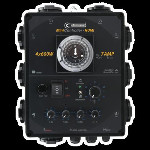 Cli-mate Cli-mate Mini controller - (2 or 4 bulbs)