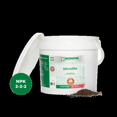 Bio Nova Bio Nova Microlife 2kg ~ Bodemverbeteraar