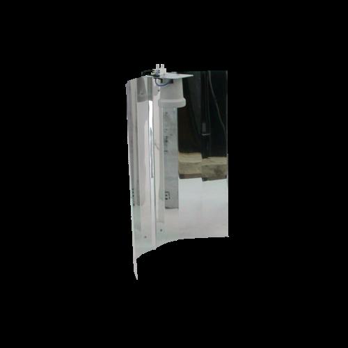 Mirror hood reflector  complete