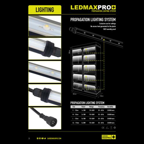 Garden HighPro Garden HighPro LEDMAXPRO - Propagation lighting system