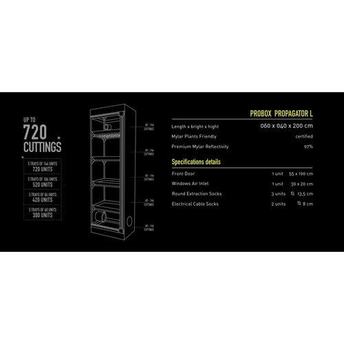 Garden HighPro Garden HighPro Probox Propagator - Grow tent - S/M/L/XL