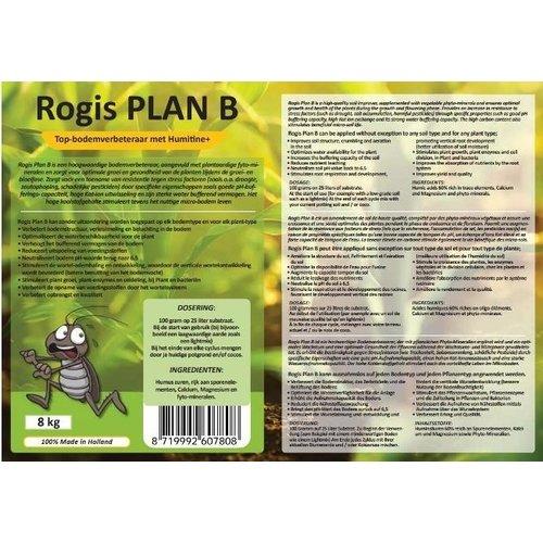 Rogis Rogis Plan B | Bodemverbeteraar