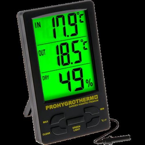 Garden HighPro Garden HighPro ProHygro - ThermoHygro meter