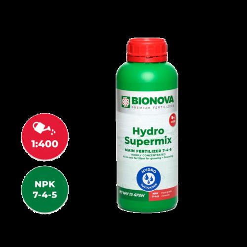 Bio Nova Bio Nova Hydro Supermix ~ Basis Voeding
