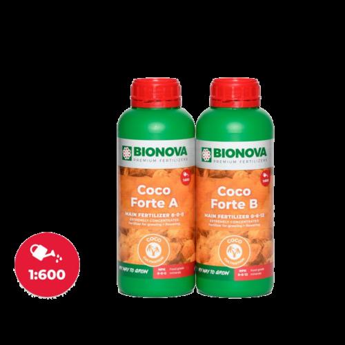 Bio Nova Bio Nova Coco Forte A + B ~ Basis Voeding