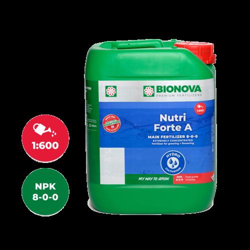 Bio Nova Bio Nova Nutri Forte A + B Hydro ~ Basis Voeding