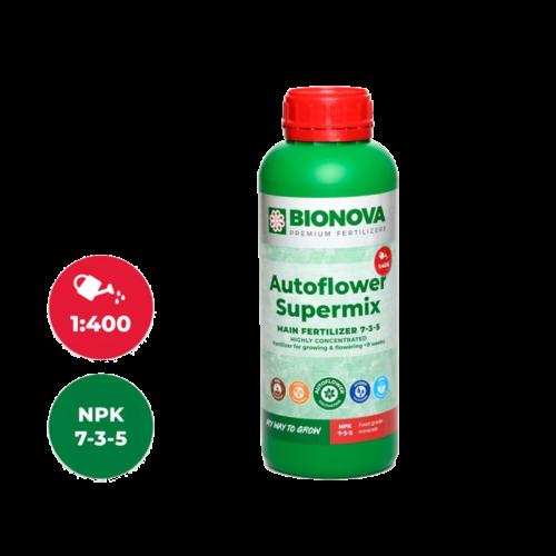 Bio Nova Bio Nova Autoflower Supermix ~ Basis Voeding