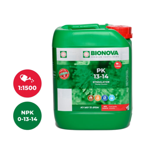 Bio Nova Bio Nova PK 13-14 ~ Bloeibooster